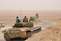 Syrské vládní jednotky