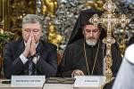 Ukrajinští pravoslavní se odtrhli od Moskvy. Mají svou nezávislou ukrajinskou národní církev.