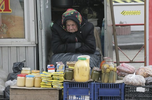 Ukrajina, hospodářství