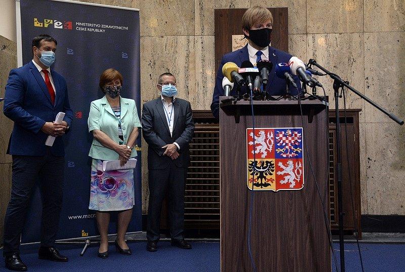 Rastislav Maďar považuje Adama Vohtěcha za nejlepšího ministra zdravotnictví