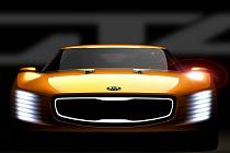 Koncept Kia GT4 Stinger.