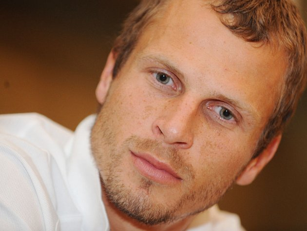 Obránce české fotbalové reprezentace David Rozehnal.