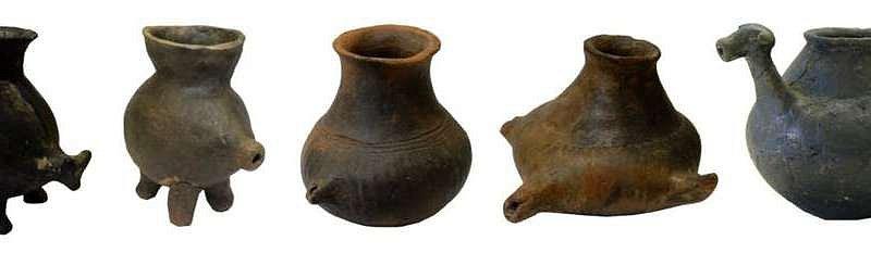 Starověké kojenecké lahve? Chemické zbytky mléka tomu napovídají