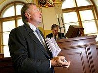 Mirek Topolánek ve sněmovně