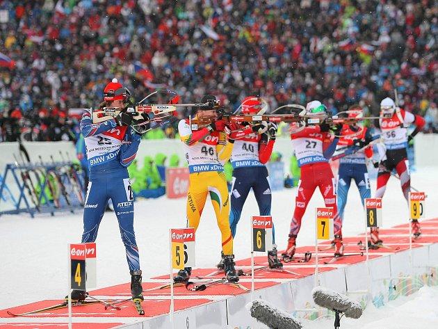 Nové Město získalo další biatlonový Světový pohár