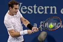 Andy Murray na turnaji v Cincinnati.