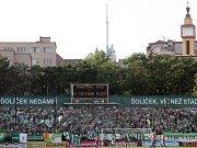 Fotbalový stánek s tradicí. Ďolíček je domovem Bohemians Praha 1905.