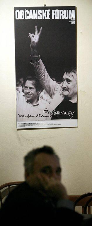 Revoluční plakáty 1989