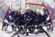 Hokejisty USA vyhrály olympijské hry v Pchjongčchangu.
