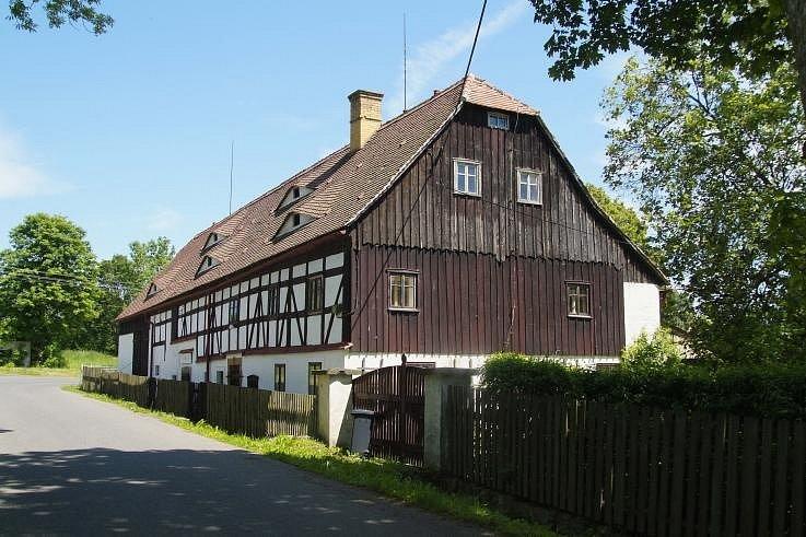 Bývalá kovárna Ondřeje Stelziga