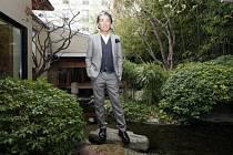 Japonský módní návrhář Kenzó Takada (na snímku z 25. března 2009).