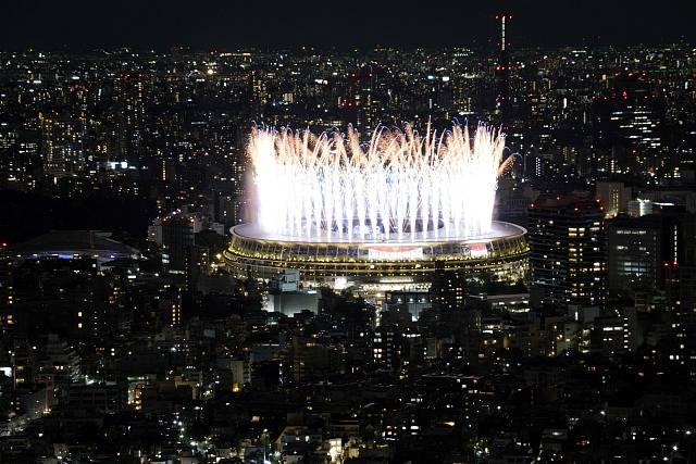 Zahájení olympijských her
