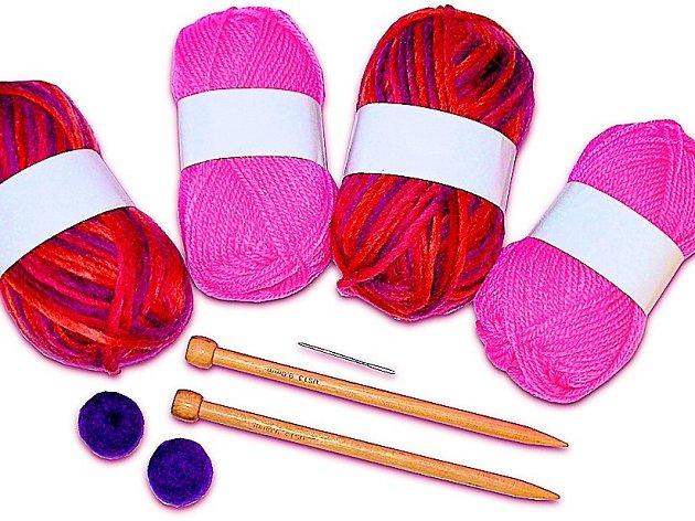 Pletení pro děti?