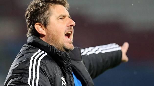 Zdeněk Psotka už není trenérem fotbalistů Olomouce.