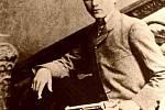 Jamesův vrah Robert Ford na blíže nedatovaném snímku