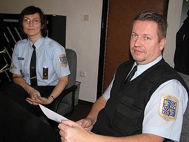 Ředitel Městské policie ve Frýdku-Místku Milan Sněhota