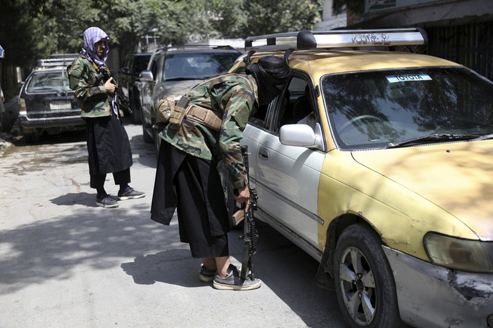 Členové Tálibánu