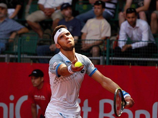 Pomůže tenistovi Jiřímu Veselému jeho staronový trenér?
