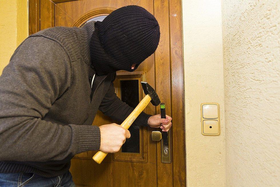 Pozor na zloděje