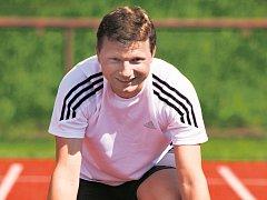 Radovan Jelen se léta věnoval atletice. Dnes řízení agentury přirovnává k běhu na 400 metrů.