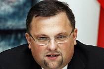 Šéf hradního protokolu Jindřich Forejt.