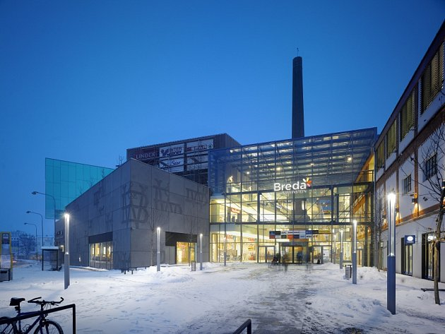 Společenské centrum Breda & Weinstein, Opava