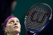 Petra Kvitová vyhlíží druhé místo na světovém žebříčku.