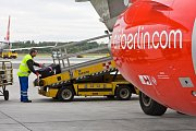 Letadlo společnosti Air Berlin