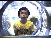Kluk v bublině