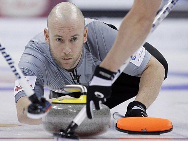 Curling - ilustrační foto.