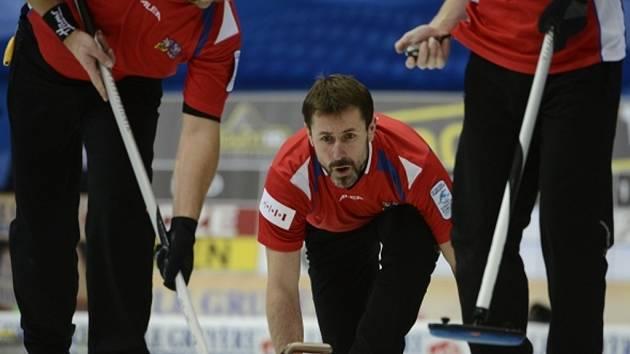Čeští curleři získali poprvé v historii na mistrovství Evropy bronz.