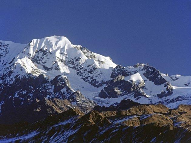 Himaláje.