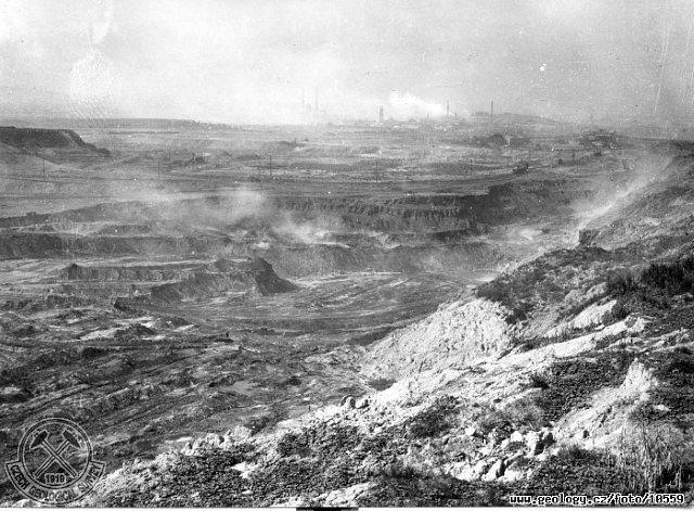 Důl Jirásek - Bílina