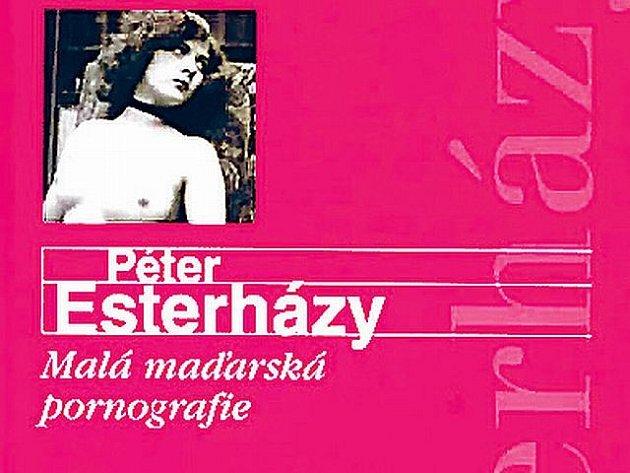 Obálka knihy Malá maďarská pornografie