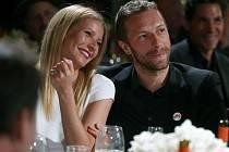 Gwyneth Paltrowová a Chris Martin.