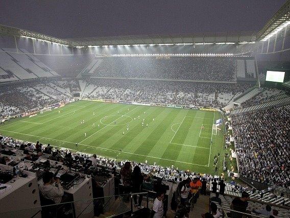 Nová aréna, Sao Paulo