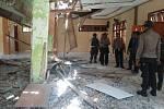Indonésii zasáhlo zemětřesení