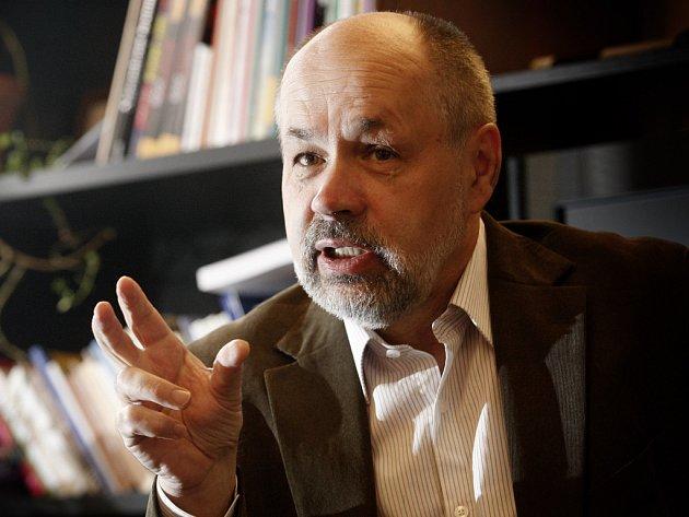 Politolog Jiří Pehe.