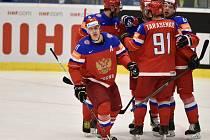 Čtvrtfinále MS: Švédsko vs. Rusko