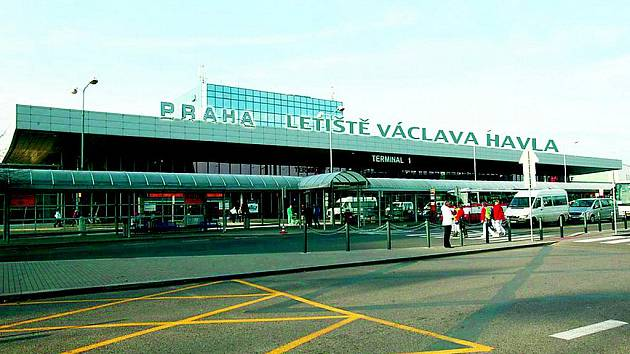 Letiště Václava Havla - Vizualizace.