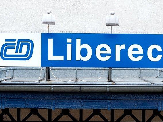 Liberec, nádraží