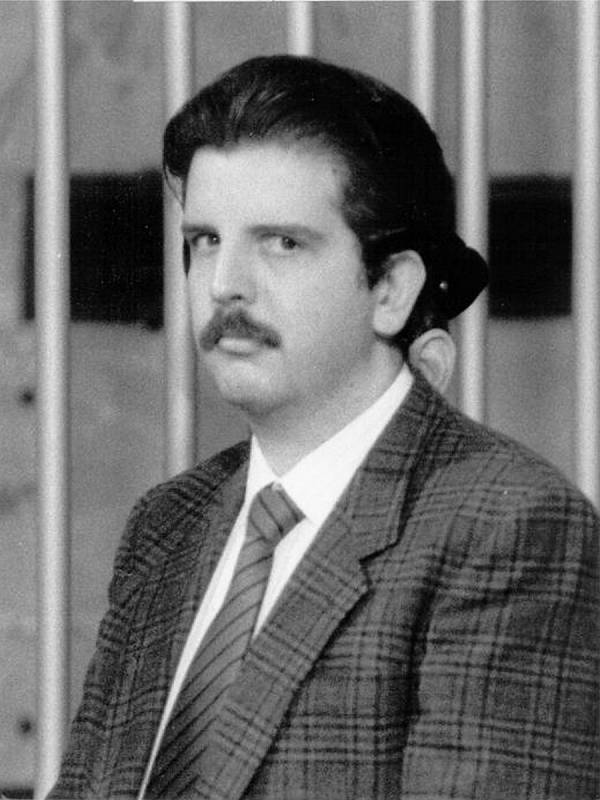 Sériový vrah Marco Bergamo, jemuž přezdívali monstrum z Bolzana