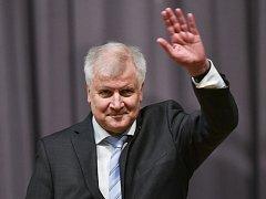 Bavorský premiér Horst Seehofer.