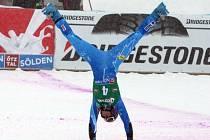 Tina Mazeová vstoupila do sjezdařské sezony suverénní výhrou.