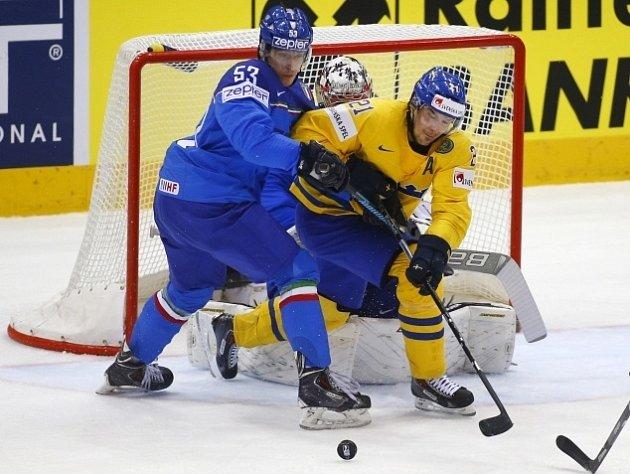 Švédsko vs. Itálie