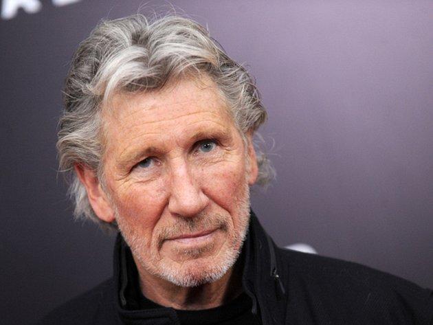 Britský hudebník Roger Waters.