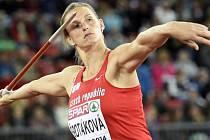 Oštěpařka Barbora Špotáková je nejlepší evropskou atletkou letošního září.