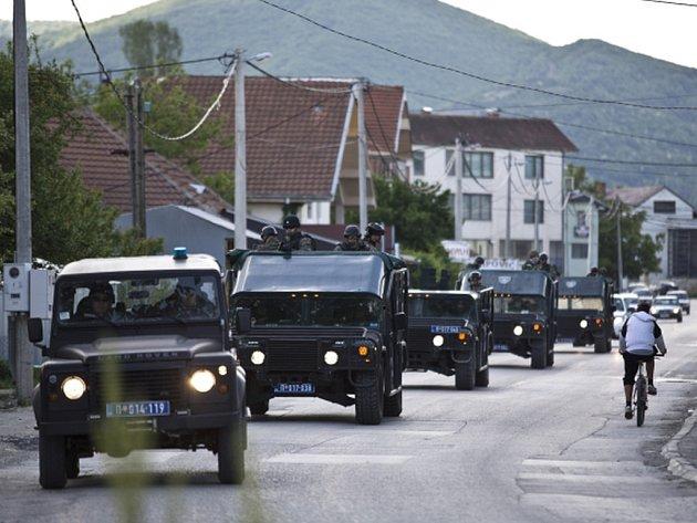 Určité osoby chtějí vyvolat chaos v regionu, Srbsko to ale nedovolí, reagoval na dění posledních dní v sousední Makedonii srbský ministr vnitra Nebojša Stefanović.