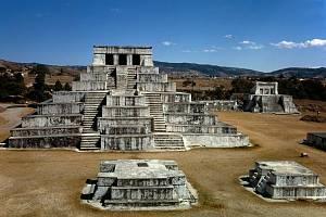 Naleziště Zacuelu v dnešní Guatemale