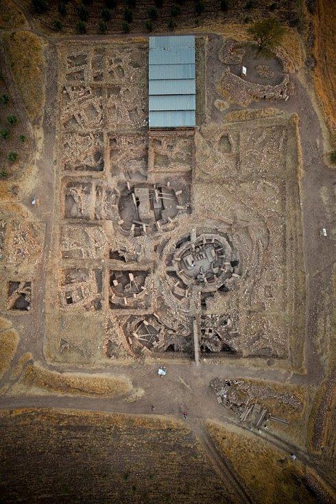 Neolitický chrám Göbekli Tepe